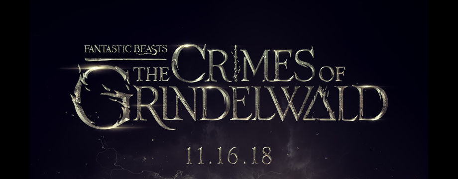 FANTASTIC BEASTS 2: First Look!