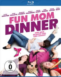 Fun Mom Dinner - Blu-Ray Cover | komödie über Mütter