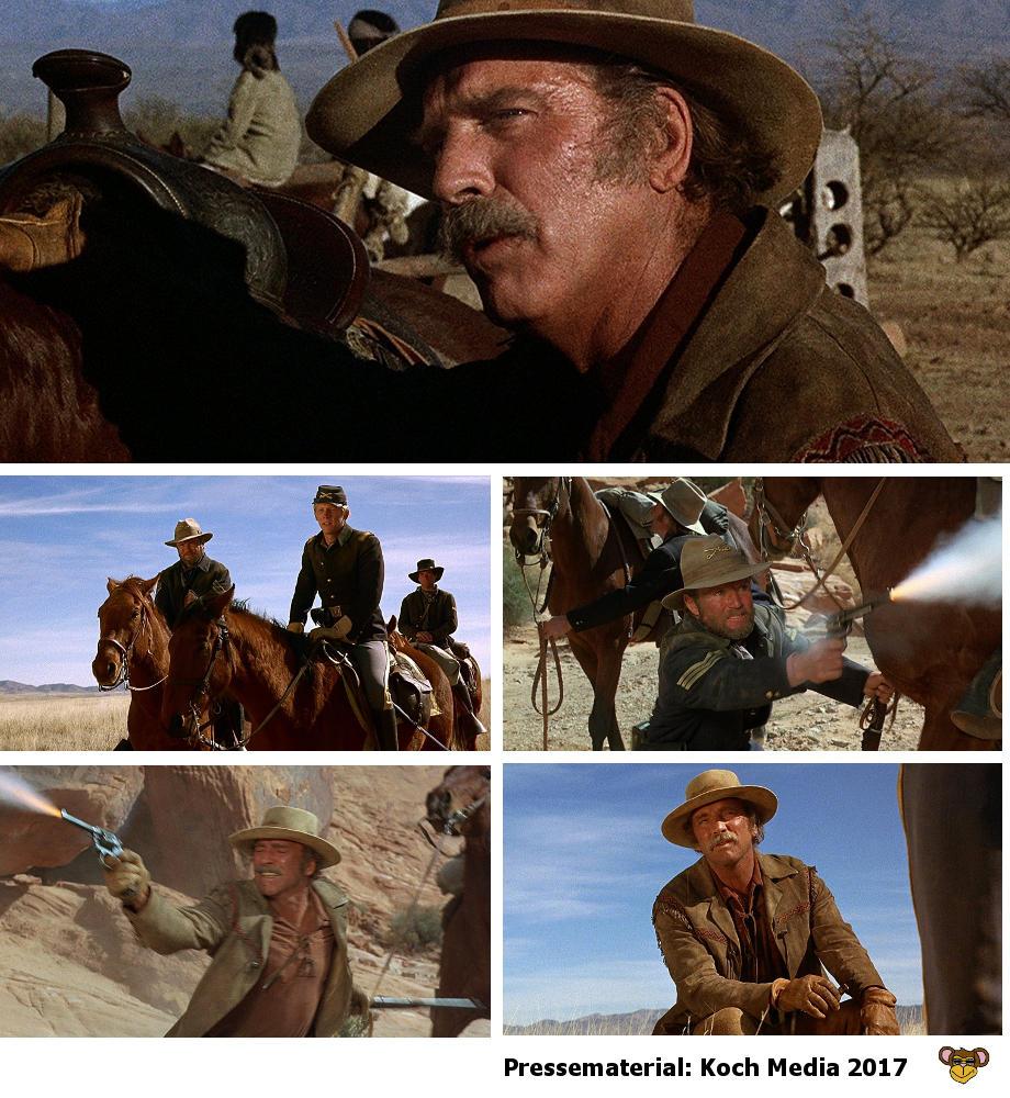 Keine Gnade für Ulzana - Szenenbilder | Western mit Burt Lancaster