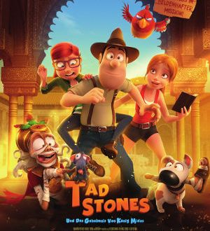 Tad Stone - Poster | Animationsfilm