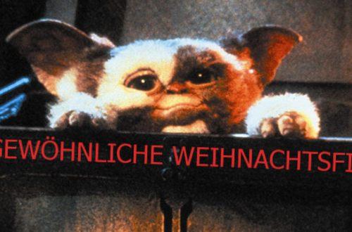 ungewöhnliche Weihnachtsfilme | Gizmo aus GREMLINS