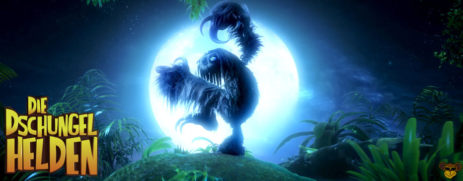 Die Dschungelhelden - Filmkritik   Animationsfilm mit Tieren