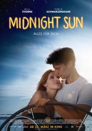 Midnight Sun - Poster   Romanze