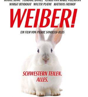 Weiber - Poster | deutsche Komödie über drei Schwestern und ihre Mutter
