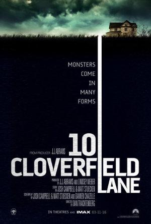 10 Cloverfield Lane - Poster
