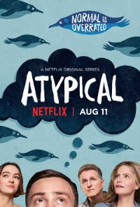 Atypical - Poster | Coming of Age Serie auf Netflix