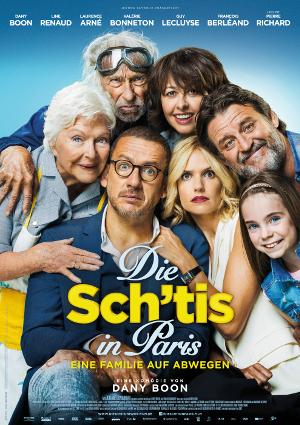 Die Schtis in Paris - Poster | Komödie