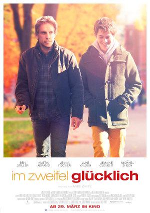 Im Zweifel Gluecklich - Poster   Tragikomödie