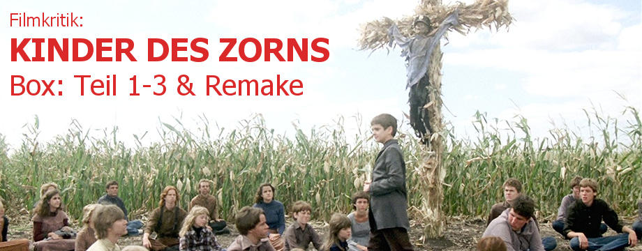 Kinder des Zorns 1-3 & Remake - Kritik | ALIVE Box-Set