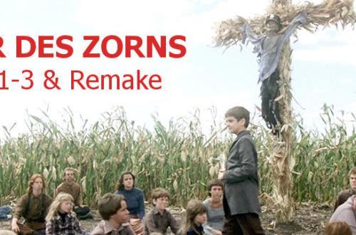 Kinder des Zorns 1-3 & Remake - Kritik | ALIVE Box-Set