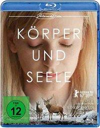 Körper und Seele - Blu-Ray Cover   Oscar-Nominiert