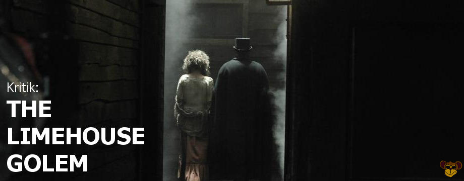The Limehouse Golem - Review   Mystery-Thriller über Morde in London