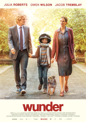 Wunder - Poster | Feel Good Movie mit Julia Roberts