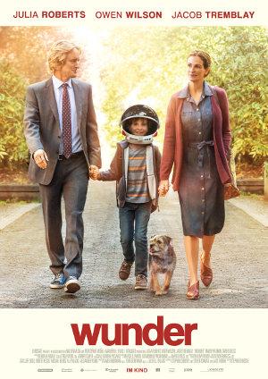 Wunder - Poster   Feel Good Movie mit Julia Roberts