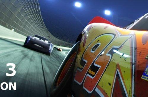 Cars 3 Evolution - Review | Kritik zum dritten Film von CARS