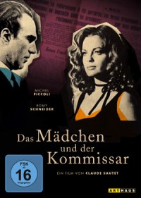 Das Maedchen und der Kommissar - DVD-Cover | Film Noir