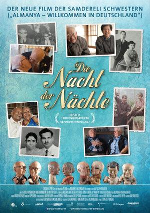 Die Nacht der Nächte - Poster | Dokumentarfilm über alte Paare