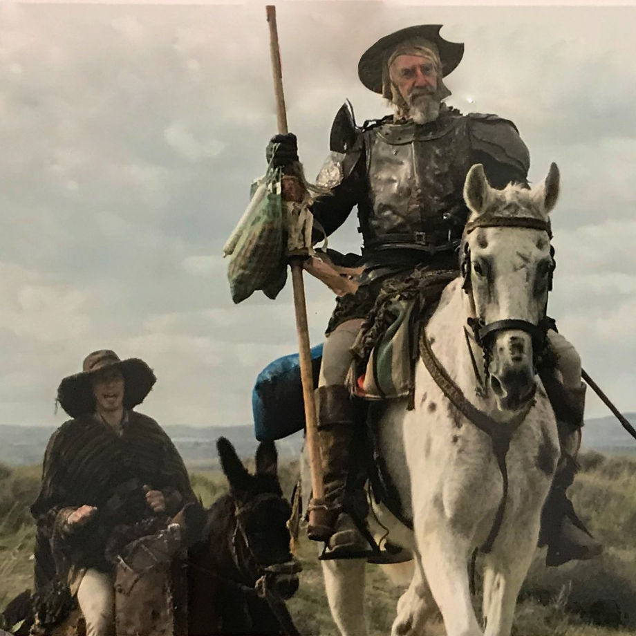 The man who killed Don Quixote - First Pictures_Andrea Corsini