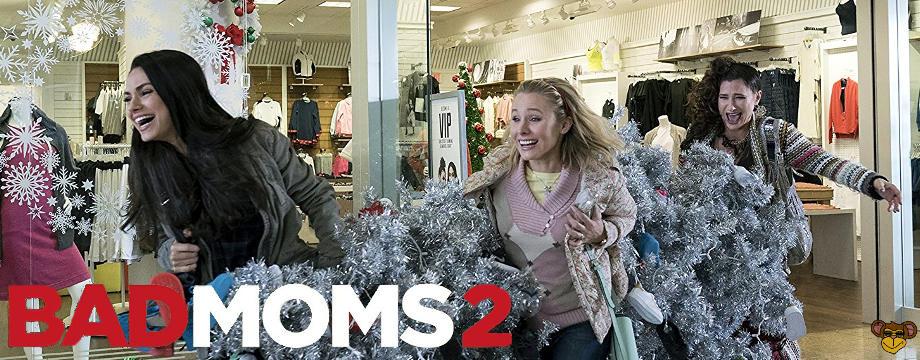 Bad Moms 2 - Review   Filmkritik