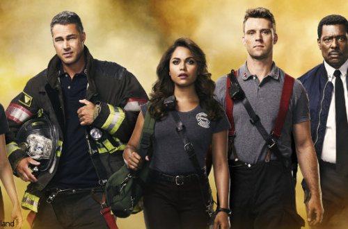 Chicago Fire - Preview zur 6. Staffel auf Universal Channel