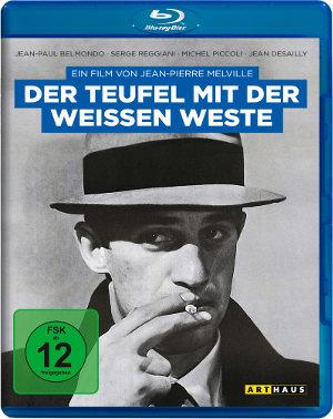 Der Teufel mit der weissen Weste - Blu-Ray-Cover | Ab jetzt im Handel erhältlich