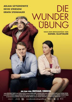 Die Wunderuebung - Poster   Komödie