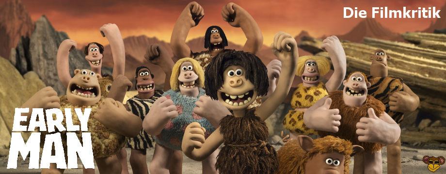 Early Man - Review | Animationsfilm von den Machern von CHICKEN RUN