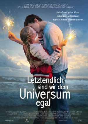 Letztendlich sind wir dem Universum egal - Poster   Fantasy-Romanze