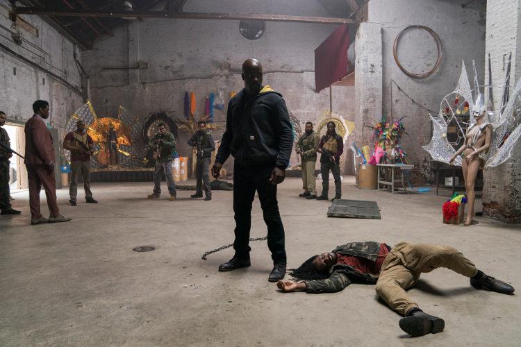 Marvel's Luke Cage - Season 2 - First Look