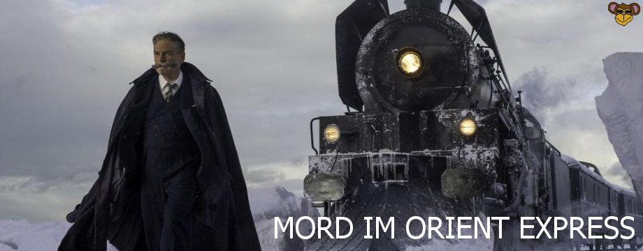 Mord im Orient Express 2017 - Filmkritik | Review
