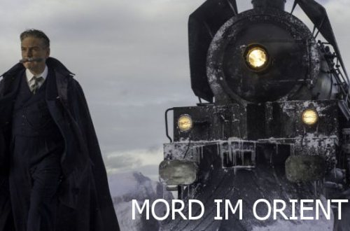 Mord im Orient Express 2017 - Filmkritik | Review