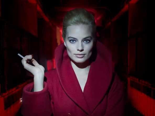 Terminal - first Look_Margot Robbie | titelbild Newsticker #67