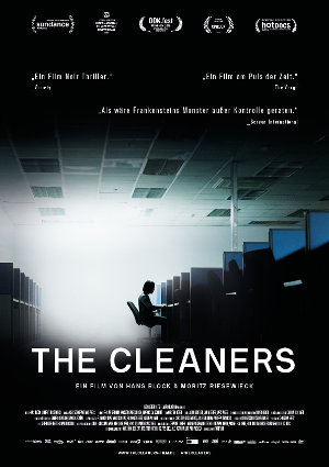 The Cleaners - Poster | Dokumentarfilm