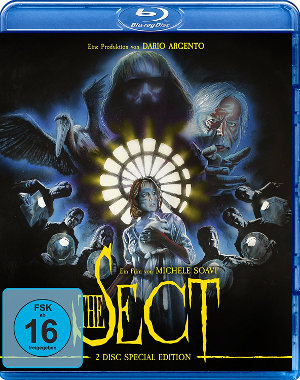 The Sect - Blu-Ray-Cover | Horrorfilm