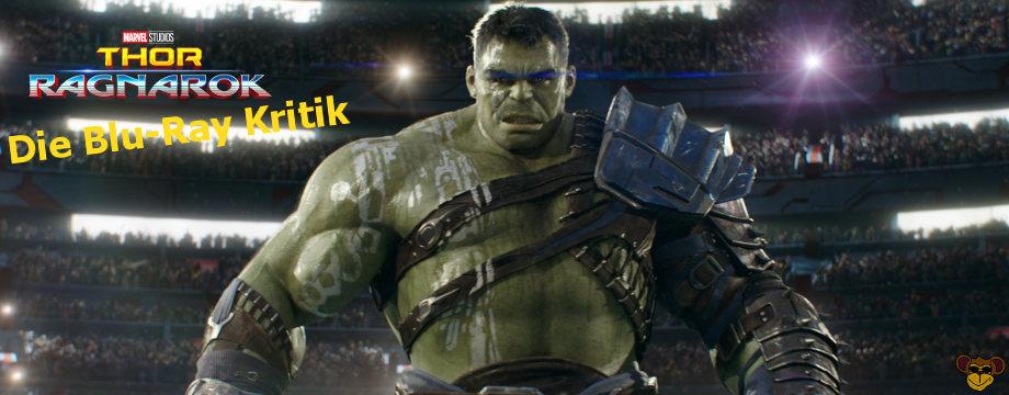 Thor 3 - Tag der Entscheidung - Review | Hulk als Galdiator