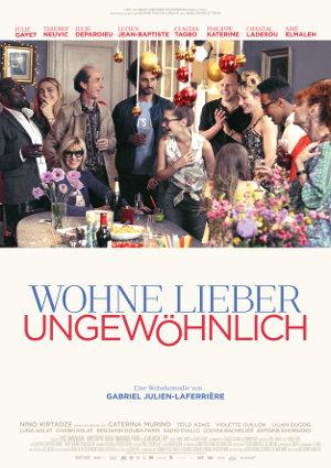 Wohne Lieber Ungewoehnlich - Poster | Komödie