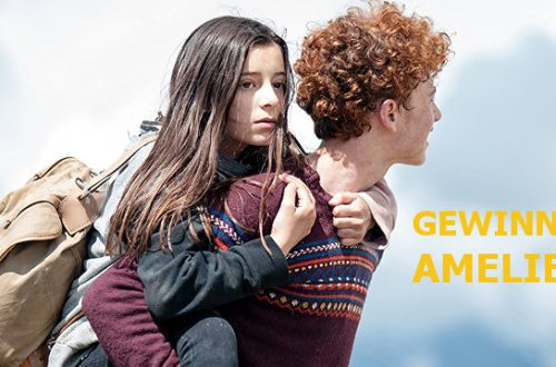 Amelie Rennt - Gewinnspiel zum Heimkinostart | Ab 20. April im Handel erhältlich