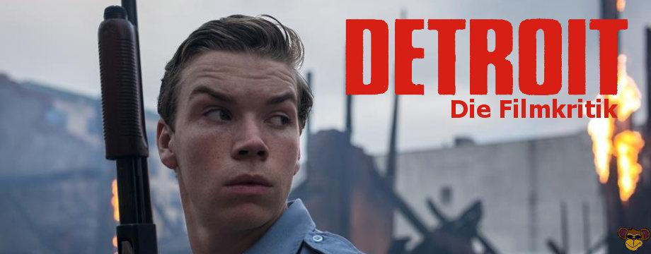 Detroit - Movie Review | Thriller von Kathryn Bigelow