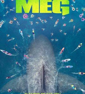 MEG - Teaser | Horrofilm mit Monsterhai