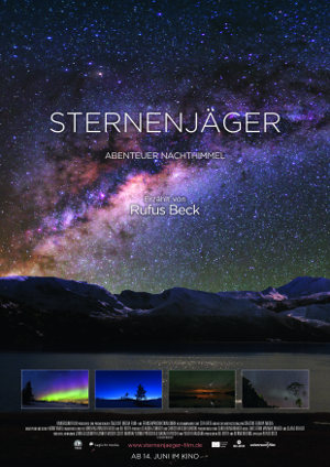 Sternenjaeger - Abenteuer Nachthimmel - Poster | Dokumentation