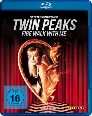 Twin Peaks - Der Film - Blu-Ray Cover | Film zur Serie
