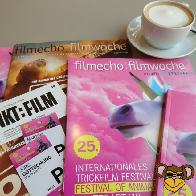25. InternationalesTrickfilm Festival - die Filmaffen
