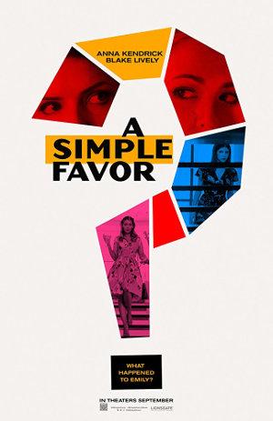 A simple Favor - Teaser | Thriller