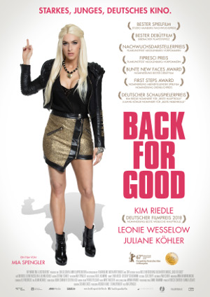Back for Good - Poster | Tragikomödie
