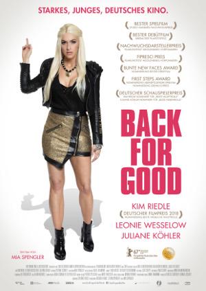 Back for Good - Poster   Tragikomödie
