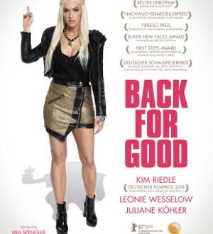 Back for Good - Poster | Tragikomödie