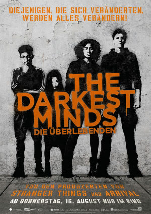 Darkest Minds - Poster | Science Fiction Film