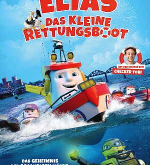 Elias das kleine Rettungsboot - Poster | Animationsfilm