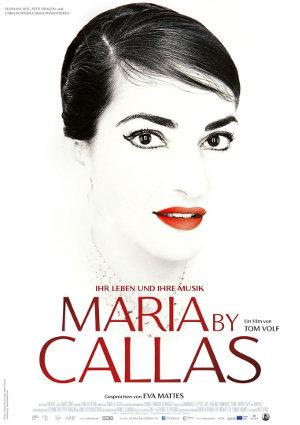 Maria by Callas - Poster