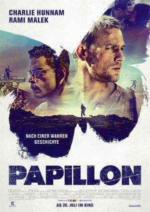 Paillon 2018 - Poster   Drama, Kriegsfilm, Remake